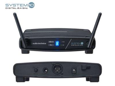 画像3: audio-technica 楽器用マイクロフォン ワイヤレスシステム 【ATW-1101 & PRO35XcW】