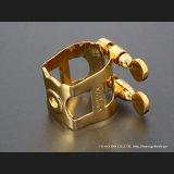 WoodStone アルトサックス用リガチャー 対応:デイブガーデラ・メタル 【GP】