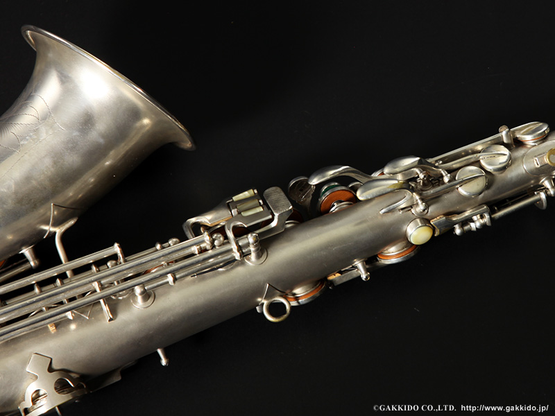 Conn New Wonder Series-II Alto Sax 1929年製 Serial No:217XXX 【Vintage】