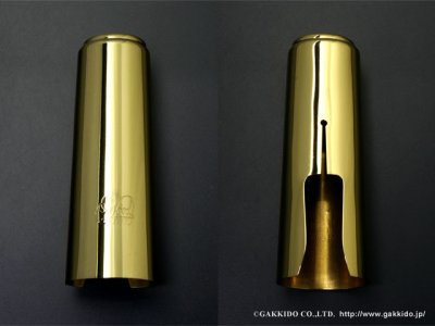 画像1: WoodStone 金属製マウスピースキャップ 【逆締め用】 【GL】