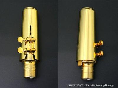 画像2: WoodStone 金属製マウスピースキャップ 【逆締め用】 【GL】