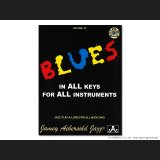 JAMEY AEBERSOLD VOLUME.42 BLUES IN ALL KEYS 【ジェイミー教材】 【英語版】