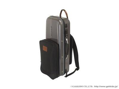 画像1: GL CASES GLKシリーズ COMBI アルトサックス用ハードケース 【PC Exterior】