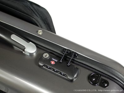 画像4: GL CASES GLKシリーズ COMBI アルトサックス用ハードケース 【PC Exterior】