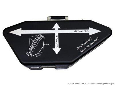 画像3: NONAKA SKY CASE ソプラノ&アルトサックス用ダブルケース