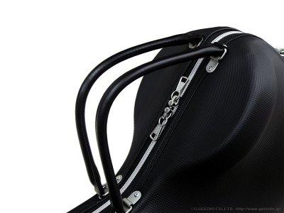 画像4: NONAKA テナーサックス用超軽量パックケース 【ポケット付き】