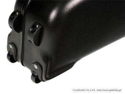 画像5: H.SELMER バリトンサックス用フライトケース 【ブラック】