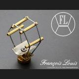 Francois Louis Ultimate 【XL】 【ブラス】 ソプラノサックス用リガチャー 対応:ラバーマウスピース