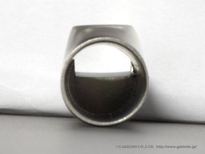 画像4: ARB Metal アルトサックス用メタルマウスピース