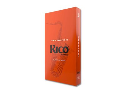 画像1: D'Addario Woodwinds Rico テナーサックス用リード 【25枚入り】