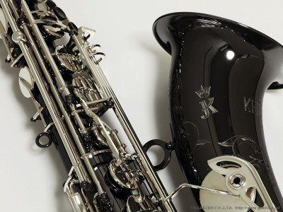 画像2: Julius Keilwerth SX90R SHADOW テナーサックス ブラック・ニッケルメッキ仕上げ 【石川周之介氏選定品】