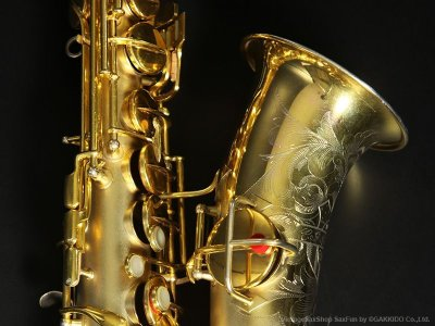 画像2: Conn New Wonder Series-II Alto Sax Gold Plated 1927年製 Serial No:176XXX 【Vintage】