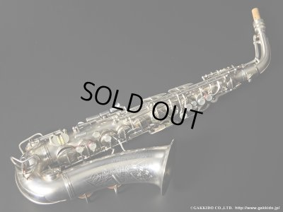 画像1: Conn New Wonder Transitional Alto Sax 1932年製 Serial No:248XXX 【Vintage】