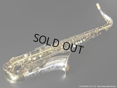 画像1: KING Super20 Silver Sonic Tenor Sax Serial No:376XXX 【Vintage】